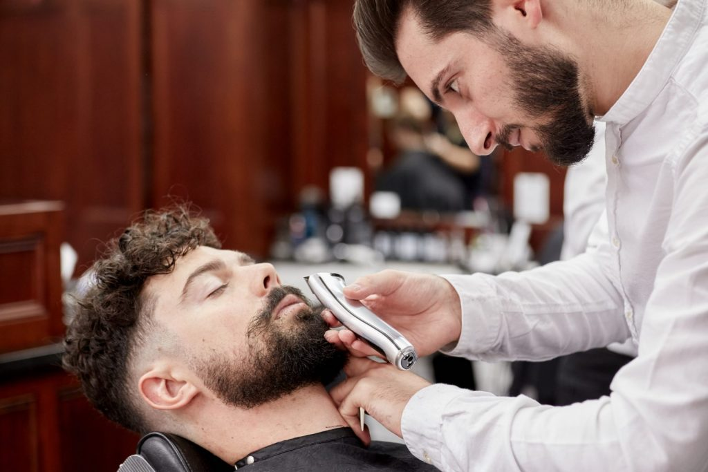 Men's barbers NYC | Grow a MO Save a Bro | Movember Tips 2019