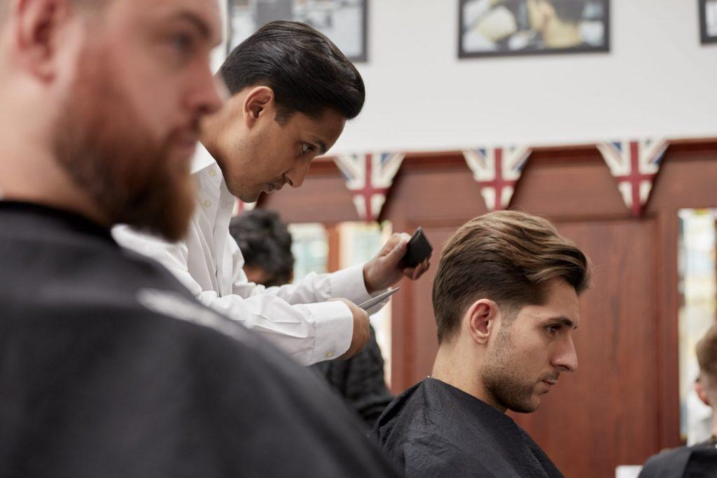 Barber School NYC