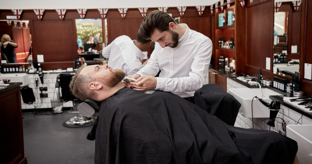 Barber School New York